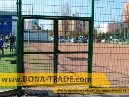 Ворота для спортивной площадки