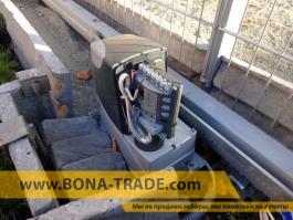 Автоматика - привод откатных ворот