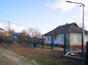 Секционный забор из сетки, Каменец-подольский