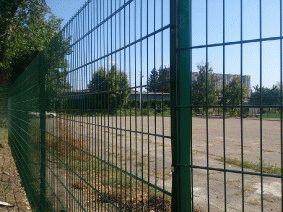 Ограждение школьного двора и спорт площадки_18