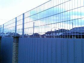 Комбинированный забор_2