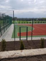 Спортивная площадка забор