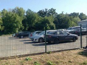 Ограждение парковки Киев_6