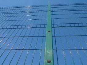 Забор для футбольного поля из металла_11