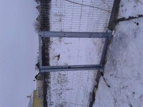 Забор под ключ, с. Рудыки_3
