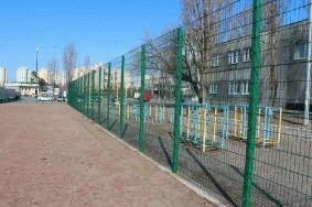 Ограждение спортплощадки для гимназии_10