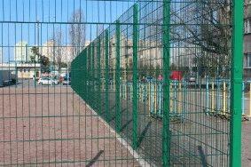 Ограждение спортплощадки для гимназии_2