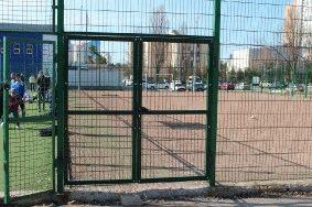 Ограждение спортплощадки для гимназии_3