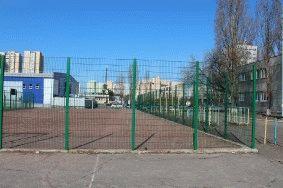 Ограждение спортплощадки для гимназии_4