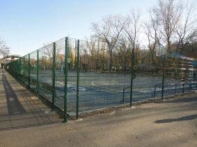 Забор рубеж диаметр проволоки 5 мм