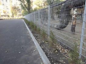 Забор для клиники_7