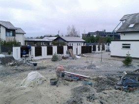 Современный забор жалюзи для котеджа, Киевская область, Конча-Заспа_6