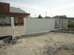 Ворота и калитка на участке