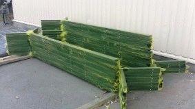 Комплектация объекта забором из сварной сетки, Туркменистан_3