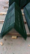 Комплектация объекта забором из сварной сетки, Туркменистан_4