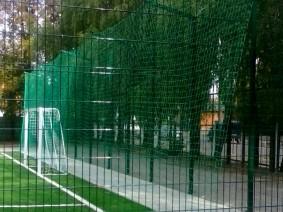 панельные заборы для спортивных площадок