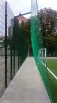 гасильная сетка для спортивных площадок