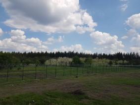 Забор для солнечных станций