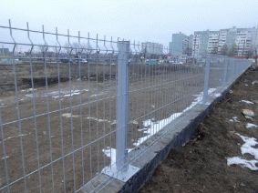 Строительство забора в Запорожье