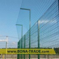 Заборы для футбольных и тенисных площадок